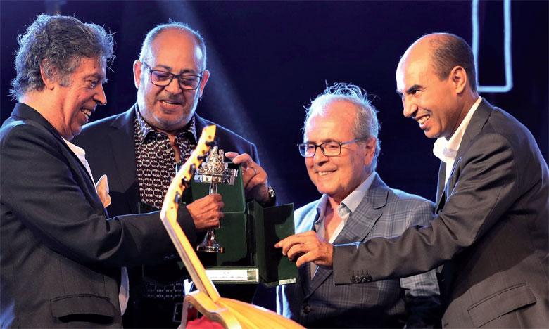 Un vibrant hommage à la vedette de la chanson marocaine Abdelwahab Doukkali