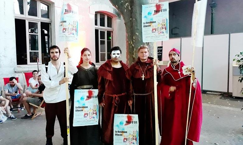 «La basilique effacée» ouvre le bal du 31e Fituc