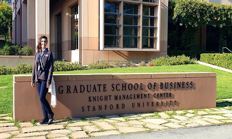 "BNP Paribas  : Yasmine Benamour, seule femme CEO africaine au ""Women Entrepreneur Program"""