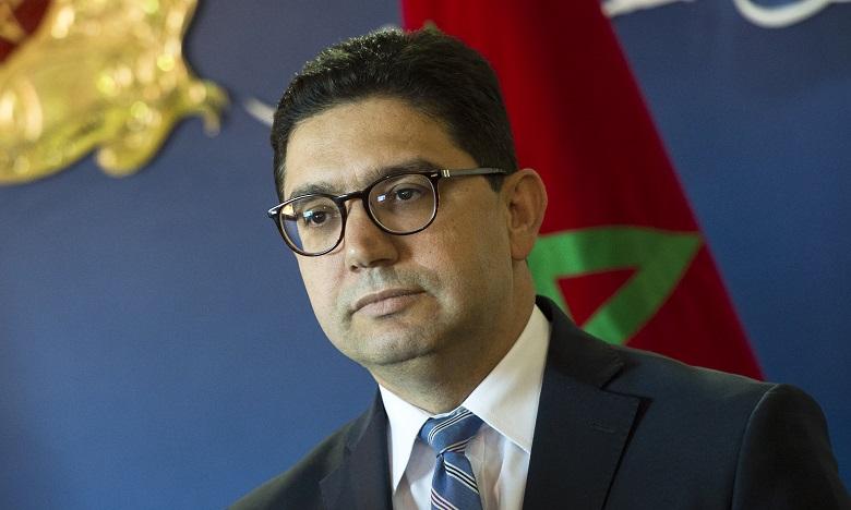 Nasser Bourita en visite de travail en Jordanie