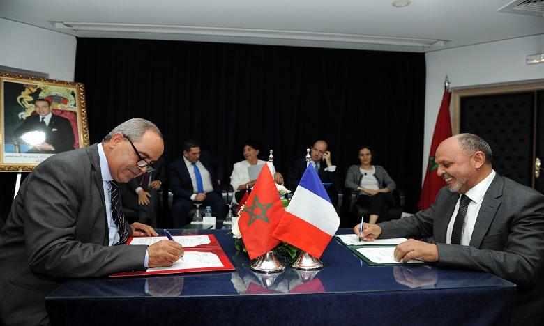 Enseignement supérieur : renforcement du partenariat Maroc-France