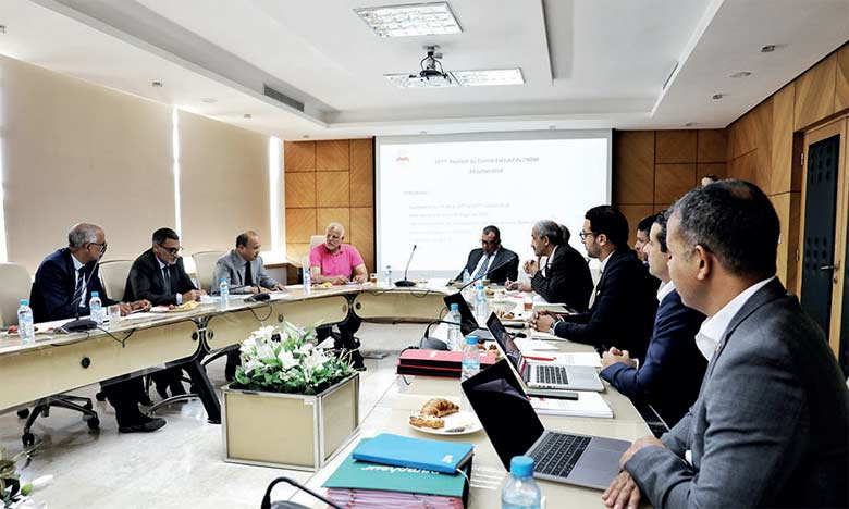 Le comité exécutif discute les prochaines échéances du sport national
