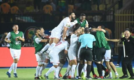 La Tunisie corrige les Malgaches et signe sa première victoire en CAN