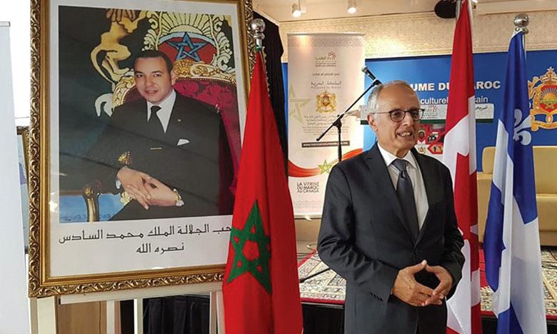 Abdelahad Fassi Fehri expose les opportunités d'investissement dans  le secteur immobilier