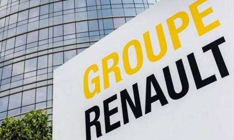 Le groupe Renault fait mieux que  le marché mondial au 1er semestre
