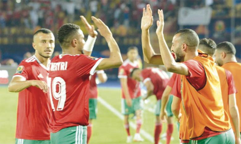 Le Maroc affronte ce vendredi le Bénin  pour une place en quart de finale