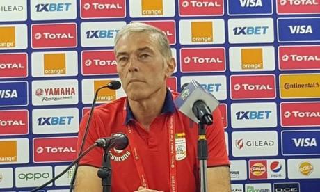 Michel Dussuyer : «On va tout  essayer face au Maroc»