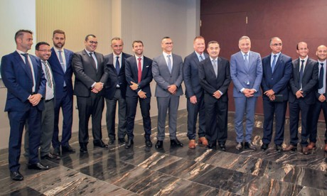 Présent au plan commercial au Maroc depuis 20 ans à travers la marque Bosch, BSH a créé une filiale dans le Royaume en 2008.