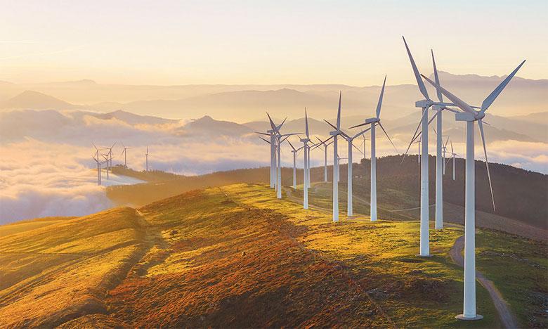 La production boostée par le privé et les énergies renouvelables