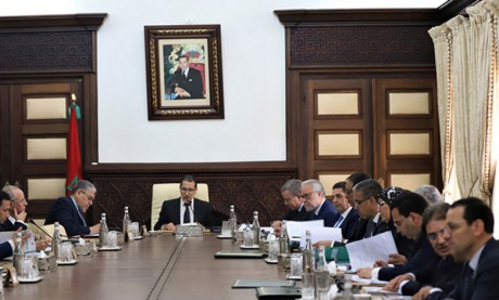 le Conseil de gouvernement adopte le projet  de loi relative à la Charte des services publics