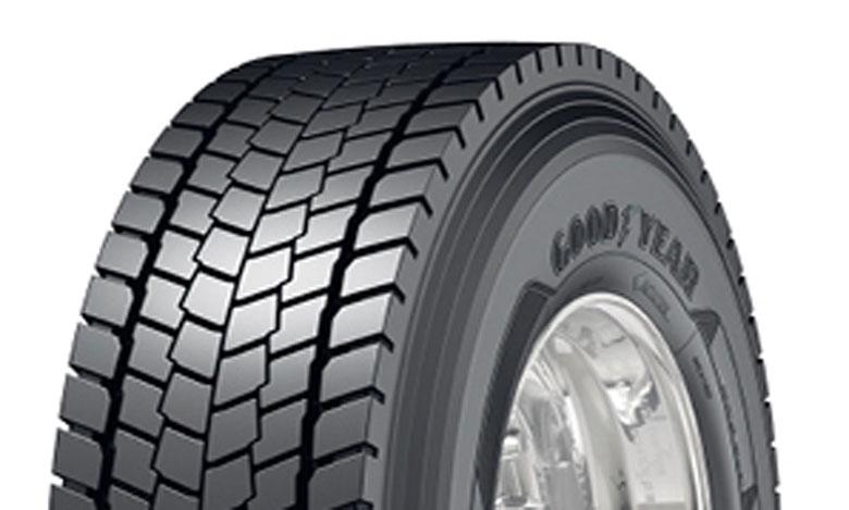 Goodyear lance une nouvelle ligne de pneus