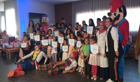 L'association HAJAR célèbre la réussite scolaire de ses patients