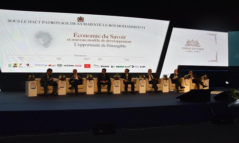 MTF 2019 : Pas de nouveau modèle de développement sans économie du savoir