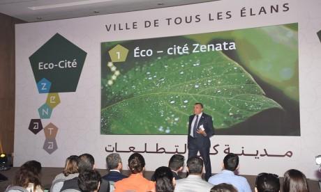 Eco-cité Zenata : Les premières unités résidentielles en vente
