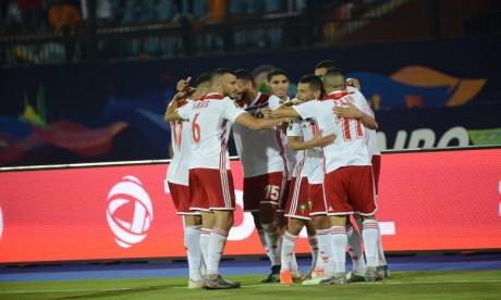 Boussoufa rompt le signe indien face à l'Afrique du Sud, le Maroc chapeaute la poule D