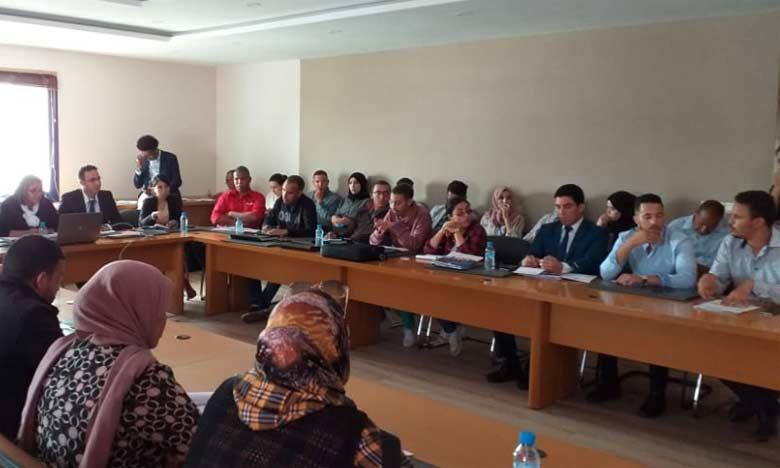 La rencontre, à laquelle étaient attendues près de 180 personnes, a été structurée en trois ateliers de travail.