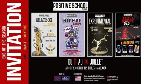 La Positive School célèbre l'été
