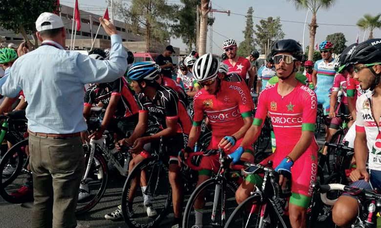 L'Algérien Youcef Reguigui remporte  la troisième et dernière étape