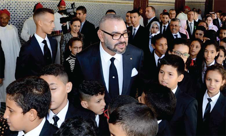 La Voie Royale Pour le Maroc de demain