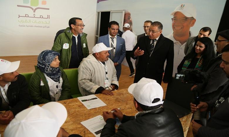 Al Moutmir Li Khadamat Al Qorb: 2.000 plateformes déployées et des rendements en forte hausse