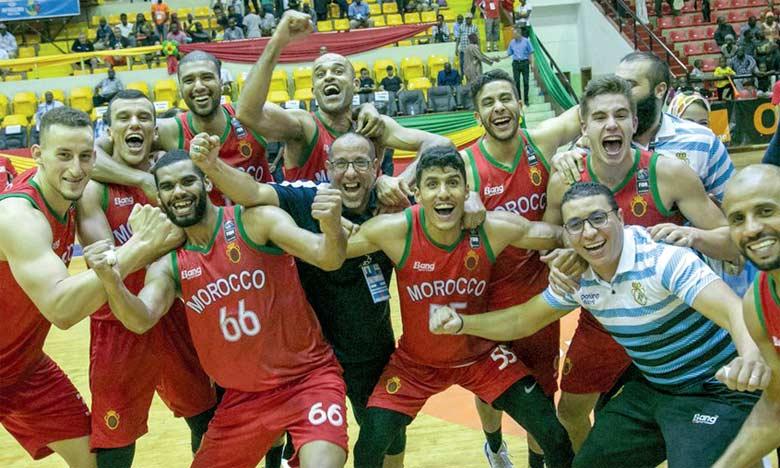 Le Cinq national élimine le pays hôte et rejoint le «Final Four»