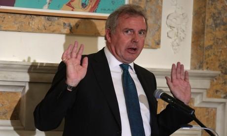 Démission de l'ambassadeur britannique à Washington