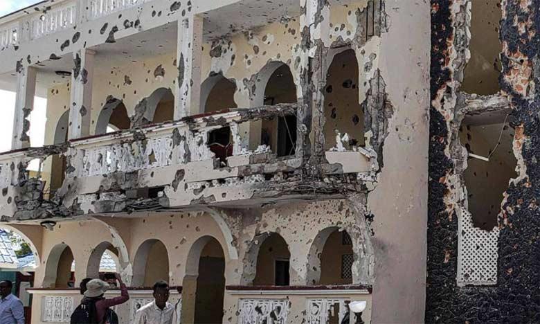 Vingt-six morts dans l'attaque d'un hôtel de Kismayo par des shebab
