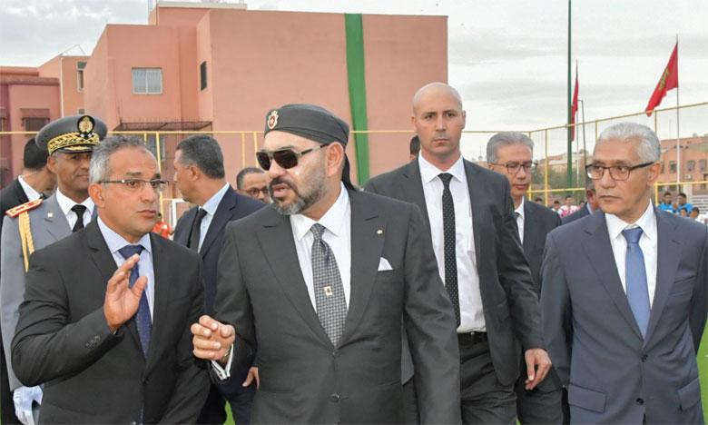 Le Maroc, terre d'accueil des grandes manifestations sportives