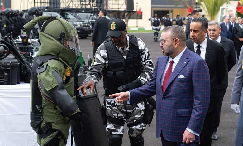 Le Maroc, acteur incontournable du combat mondial contre le terrorisme
