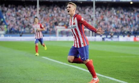 Griezmann signe au FC Barcelone jusqu'en 2024