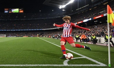 Transfert de Griezmann: l'Atletico va saisir la FIFA