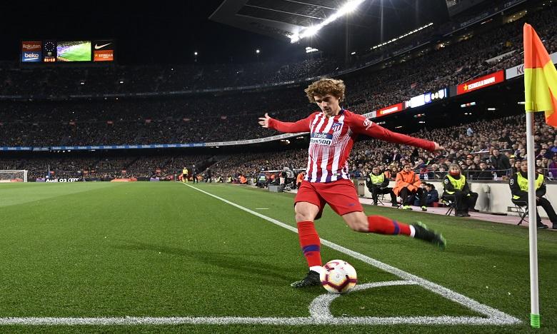 L'Atlético avait déjà saisi la Fifa à l'hiver 2017 lors d'une précédente tentative du Barça pour recruter l'international français. Ph. AFP