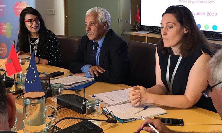 La mobilité des étudiants et du personnel entre universités  marocaines et européennes a mobilisé près 20 millions d'euros