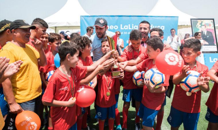 Le projet «LaLiga Educa» prend fin