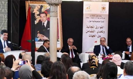 La Chambre des conseillers relance le débat sur la question des disparités territoriales et de la solidarité entre les régions