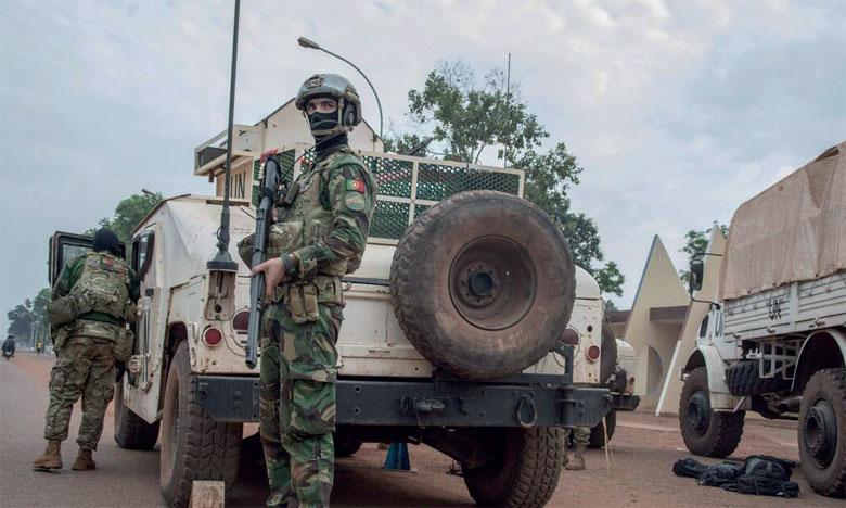 Des affrontements au quartier PK5 de Bangui