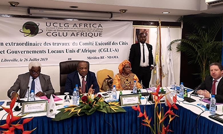 Le Maroc candidat de l'Afrique pour la présidence de CGLU-Monde