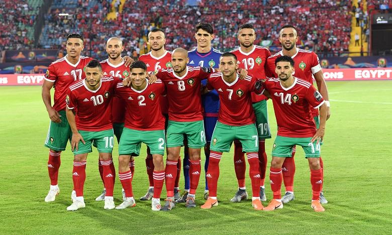 Classement FIFA  : Un bond de six places pour les Lions de l'Atlas