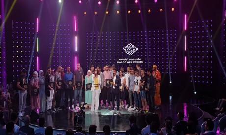 Et de 12 pour les Maroc Web Awards