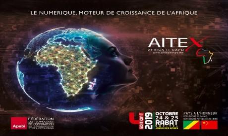 Africa IT Expo :  les experts en nouvelles technologies réunis à Rabat