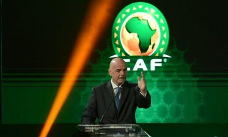 Gianni Infantino : « Jugez-nous sur la base des résultats ! On l'a déjà fait à la FIFA, où la situation était plus compliquée»