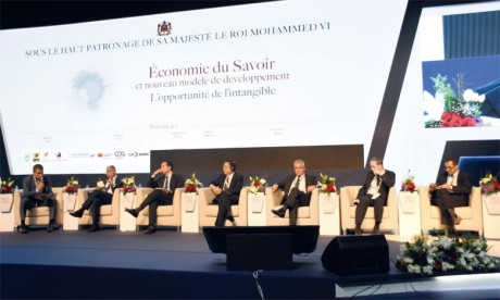 «Nouveau modèle de développement, quel rôle pour l'Économie du Savoir ?»