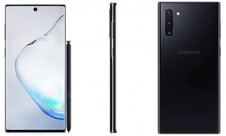 Samsung Galaxy Note 10: Les prix ont fuité