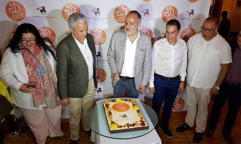 Banque Populaire fête ses 55 ans au service  des Marocains du monde