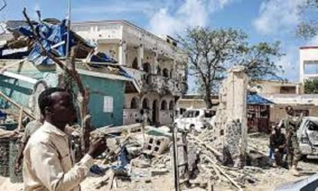 Somalie: Attentat à la voiture piégée dans un hôtel de la ville portuaire de Kismayo