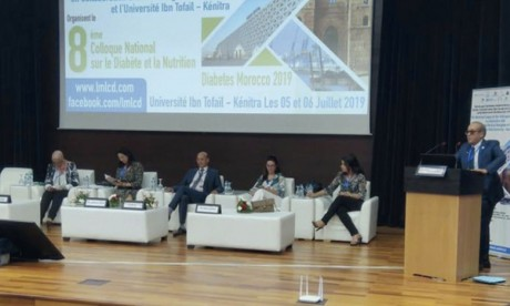 Le diabète et la nutrition en débat à l'Université Ibn Tofaïl