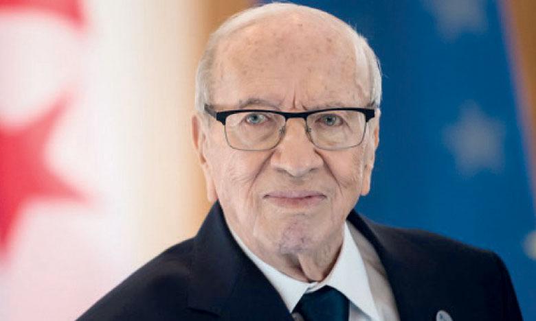 Le Président Béji Caïd Essebsi : un long combat  pour la liberté