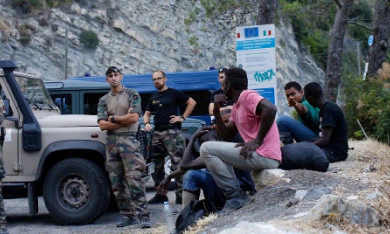 Une ONG dénonce «la mise en danger des exilés»   à la frontière franco-italienne