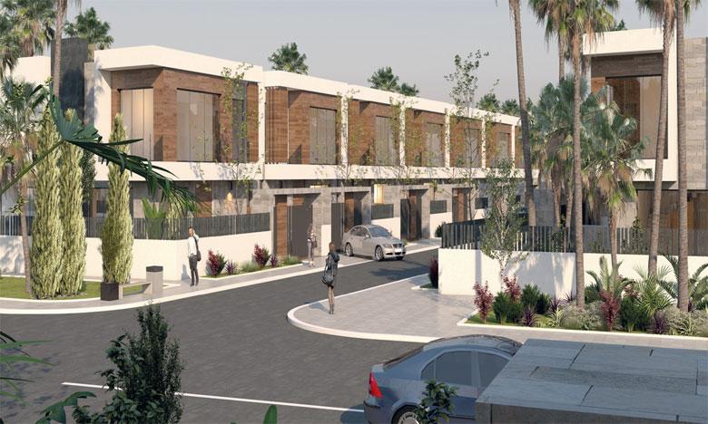 «Les Villas Rimal» sont situées au bord de la plage de Sid El Abed et non loin de la plage de Val d'Or.