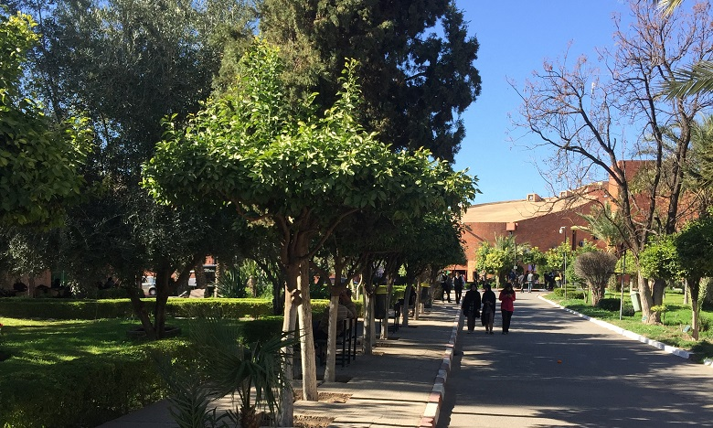 Le Matin - Université Cadi Ayyad: Hassan Hbid succède à Abdellatif Miraoui